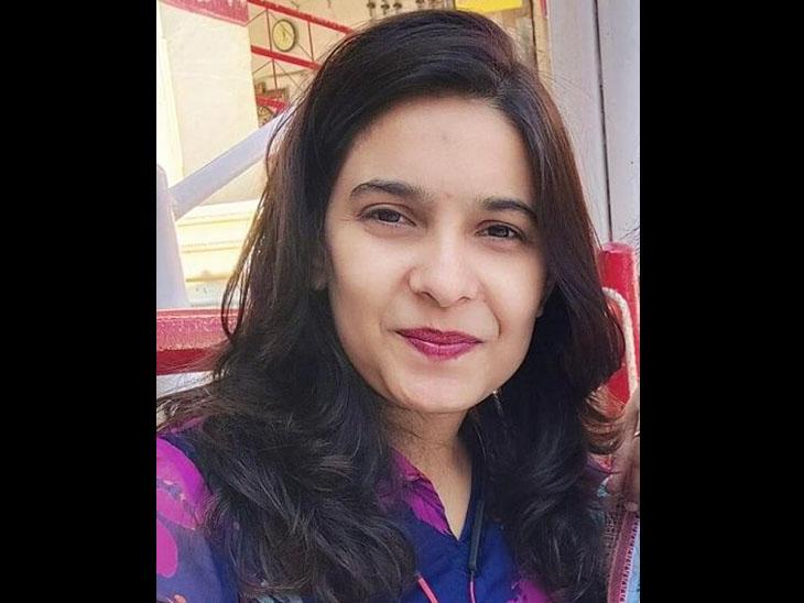 વડોદરા પાસેના કલાલીની મહિલાએ ઘરમાં જ રહી 9 મહિનામાં 3 વખત કોરોનાને માત આપી, સાજા થતા બીજા દિવસથી સેવા કાર્ય શરૂ કર્યું|વડોદરા,Vadodara - Divya Bhaskar