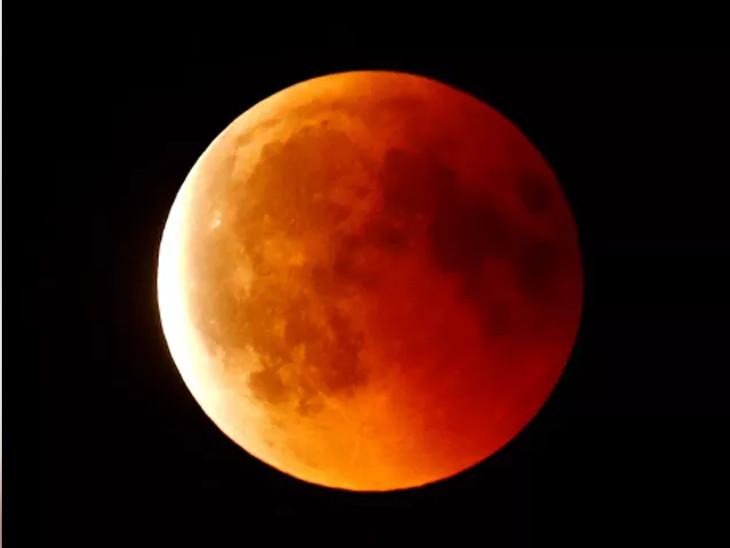 ખગોળ શાસ્ત્રીઓ પ્રમાણે આ દિવસે ગ્રહણ પૂર્ણ થતી સમયે દેશના ઉત્તર-પૂર્વ રાજ્યોમાં થોડીવાર માટે જોવા મળી શકે છે