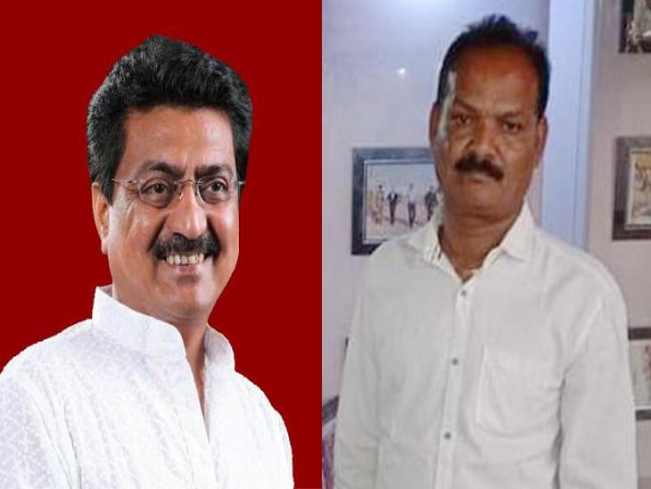 રાજકોટ કોંગ્રેસના પૂર્વ MLA ઇન્દ્રનીલ રાજ્યગુરૂને મનપાના મહિલા વિપક્ષ નેતા સામે વાંધો, વિપક્ષ નેતાના પતિને નિર્ણયને લઇને કહ્યું- ઉપર તો બધા નાલાયક બેઠા છે|રાજકોટ,Rajkot - Divya Bhaskar