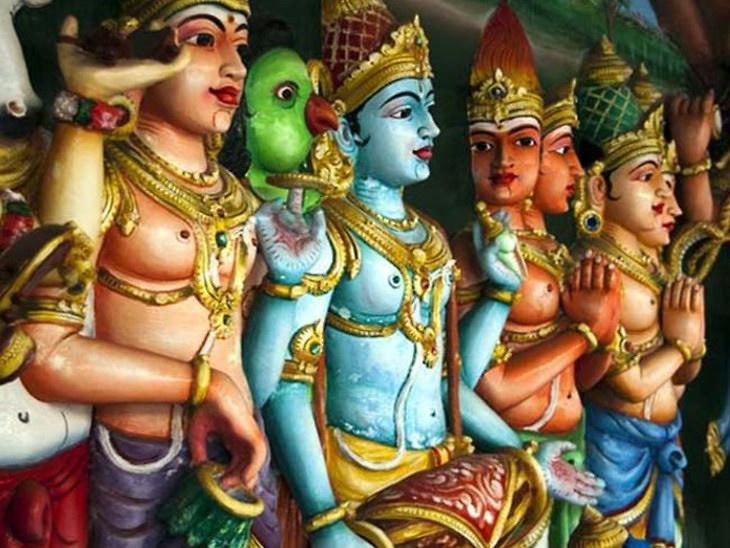 અષ્ટવસુ અને બાર આદિત્ય સહિત 33 કોટિ દેવતાઓને જ 33 કરોડ દેવી-દેવતા માનવામાં આવે છે|ધર્મ,Dharm - Divya Bhaskar