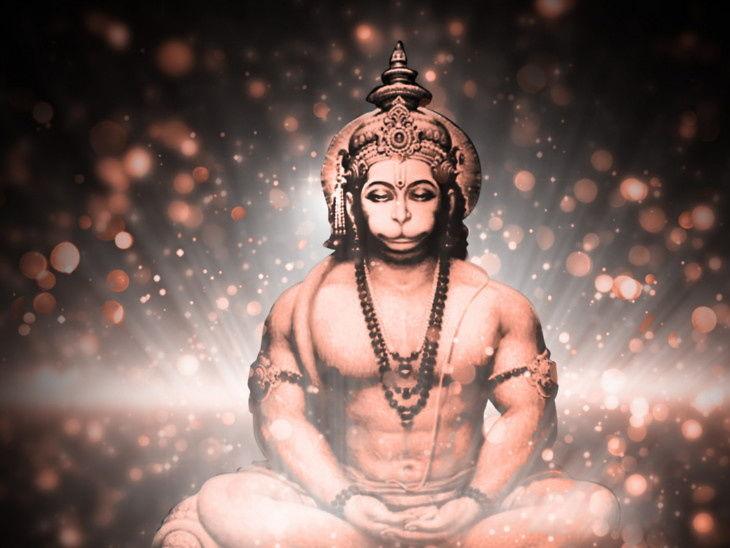 આ મહામારીના સમયગાળામા નેગેટિવિટી અને માનસિક તણાવ દૂર કરવા માટે હનુમાનજી સામે રોજ સવારે ધ્યાન કરવું જોઈએ|ધર્મ,Dharm - Divya Bhaskar