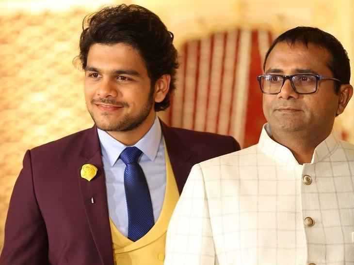 'તારક મહેતા..' ફૅમ ભવ્ય ગાંધીએ પપ્પા સાથેની જૂની તસવીર શૅર કરીને તેમને 'હીરો' કહ્યા|ટીવી,TV - Divya Bhaskar