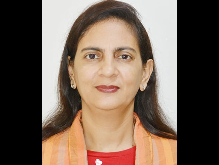 ન્યુટ્રિશન કાઉન્સેલિંગ સેન્ટરનાં કો-ઓર્ડિનેટર પ્રો. કોમલ ચોહાણ - Divya Bhaskar