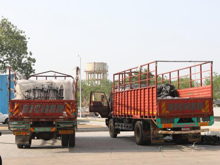 વિવાદાસ્પદ બનેલાં વેન્ટિલેટર માટે રાજ્યની સિવિલ હોસ્પિટલો એકબીજાને ખો આપે છે, પોતે ઉપયોગ કરતી નથી!|અમદાવાદ,Ahmedabad - Divya Bhaskar