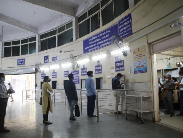 અમદાવાદમાં અત્યાર સુધી 2 લાખ દર્દી કોરોનામાંથી સાજા થયાના AMCના દાવાના આંકડા સાથે મેળ ખાતો નથી અમદાવાદ,Ahmedabad - Divya Bhaskar