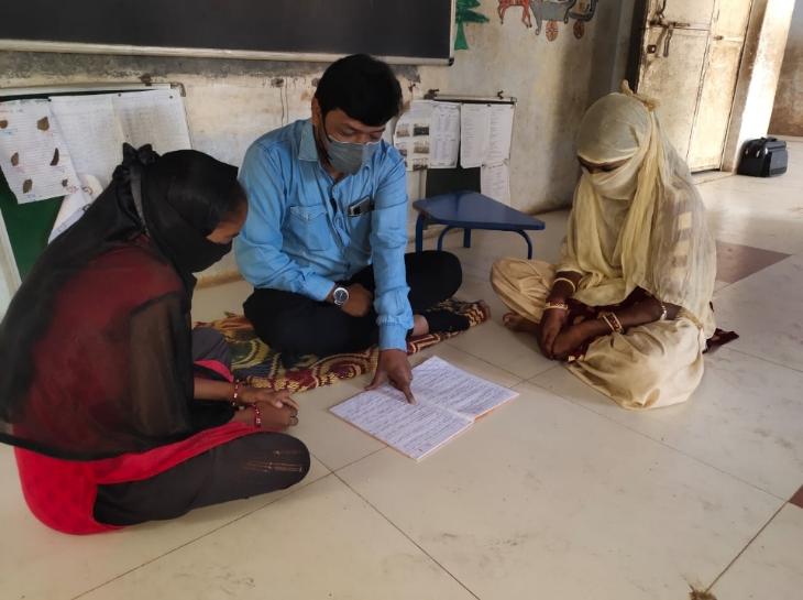 નેશનલ મીન્સ કમ મેરીટ સ્કોલરશીપ પરીક્ષામાં ભાવનગરના વિદ્યાર્થીઓએ મેદાન માર્યું|ભાવનગર,Bhavnagar - Divya Bhaskar