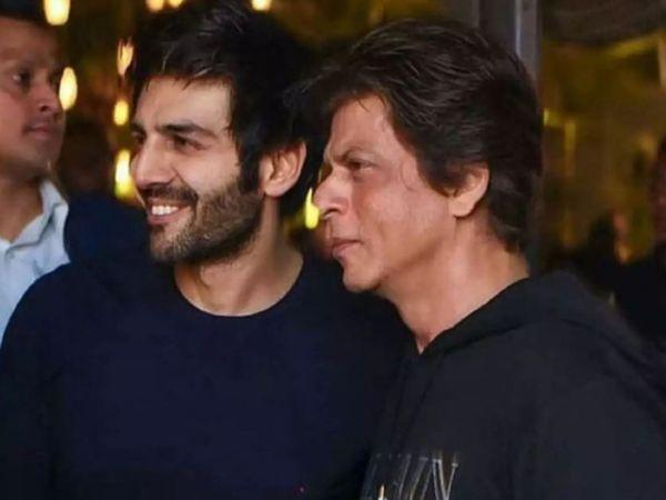 કરન જોહર બાદ હવે શાહરુખની 'રેડ ચિલીઝ'એ કાર્તિક આર્યનને ફિલ્મમાંથી હાંકી કાઢ્યો|બોલિવૂડ,Bollywood - Divya Bhaskar