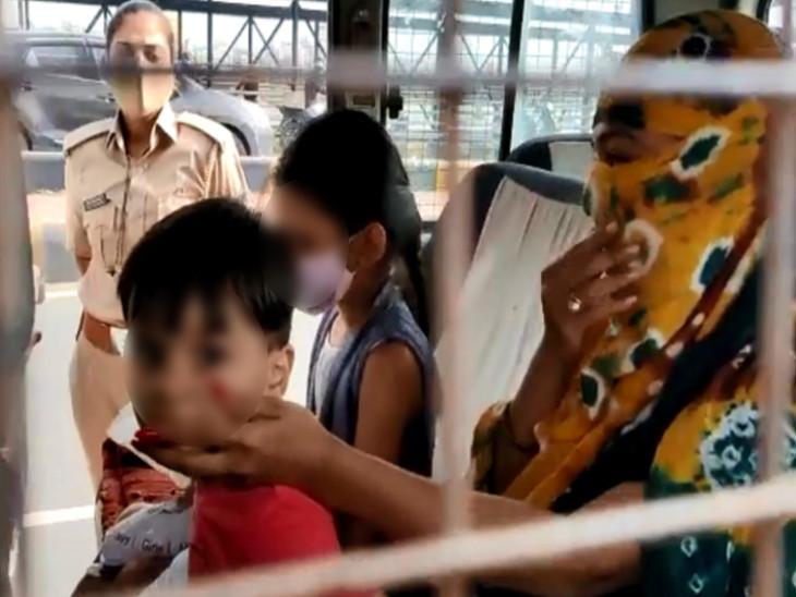 સુરતના પુણામાં જેઠાણીથી ત્રાસી પરિણીતા બે સંતાન સાથે આપઘાત કરવા નીકળી, પોલીસે બચાવી|સુરત,Surat - Divya Bhaskar