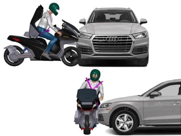ઇટાલીની કંપનીએ હવે ટૂ-વ્હીલર માટે સીટ બેલ્ટ સિસ્ટમની પેટન્ટ કરાવી, એક્સિડન્ટ વખતે આ ટેક્નોલોજીથી રાઇડર સેફ રહેશે|ઓટોમોબાઈલ,Automobile - Divya Bhaskar