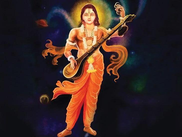 ભગવાન શ્રીકૃષ્ણએ નારદજી માટે કહેવામાં આવ્યું છે- देवर्षीणाम् च नारद:। એટલે હું દેવર્ષિઓમાં નારદ છું.