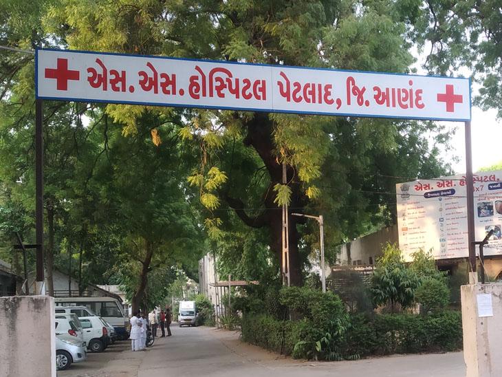 પેટલાદ સિવિલમાં મ્યુકર માઇકોસિસ માટે વોર્ડ તૈયાર પણ ENT ડૉકટર નથી|આણંદ,Anand - Divya Bhaskar
