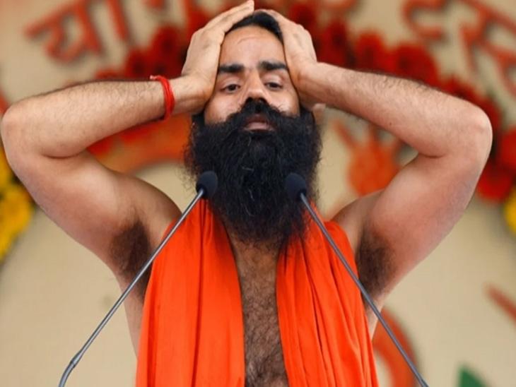 એલોપથી ખોટી છે તો સરકાર બંધ કરી દે, નહીં તો રામદેવ સામે કેસ કરે ઈન્ડિયા,National - Divya Bhaskar