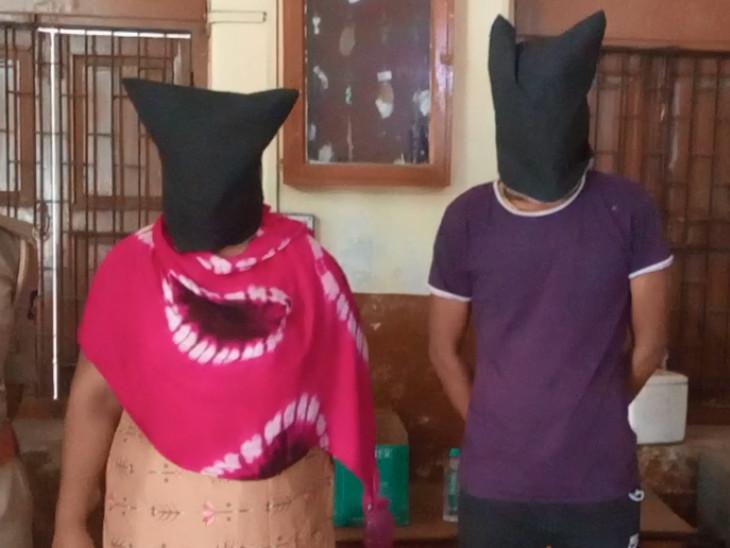 સુરતમાં મુસાફરોને રીક્ષામાં બેસાડી નજર ચૂકવી ચોરી કરતી ગેંગ ઝડપાઈ, મહિલા સહિત બેની ધરપકડ સુરત,Surat - Divya Bhaskar