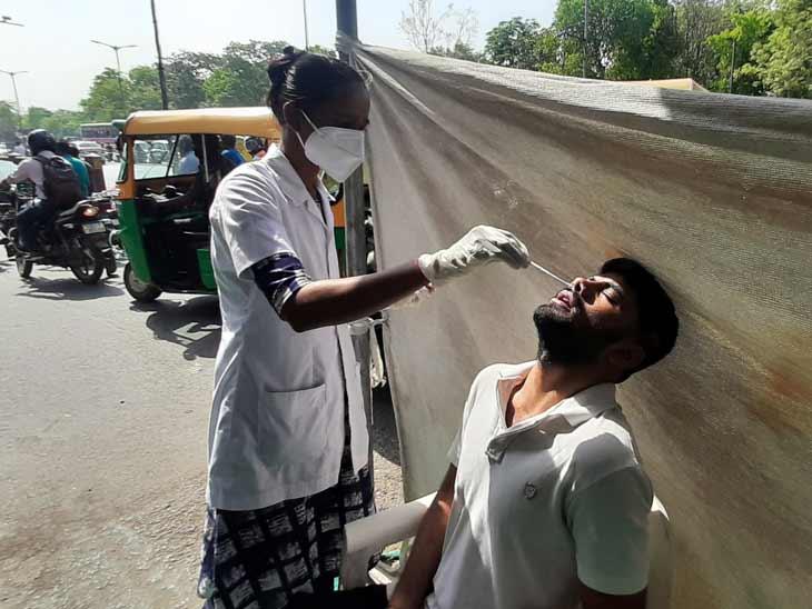 શહેર અને જિલ્લામાં સતત બીજા દિવસે 250થી વધુ કેસ, 262ના રિપોર્ટ પોઝિટિવ અને 855 સાજા થતાં ડિસ્ચાર્જ|અમદાવાદ,Ahmedabad - Divya Bhaskar