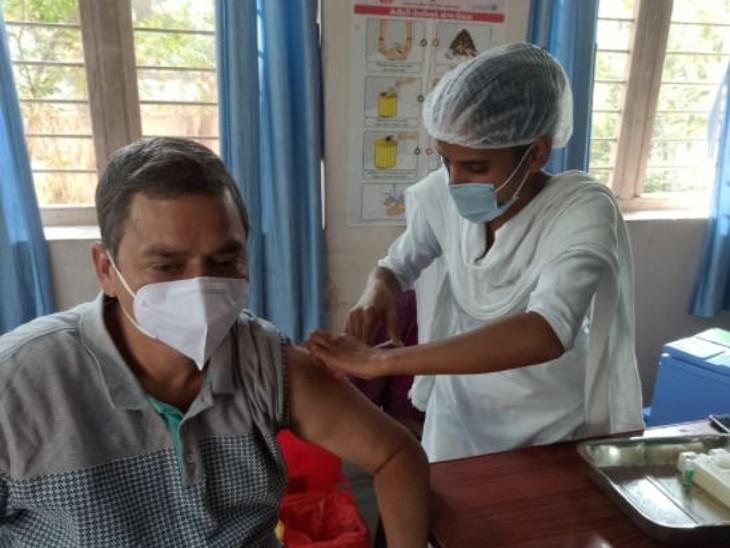 રસીકરણને વેગ મળશે (ફાઇલ તસવીર).