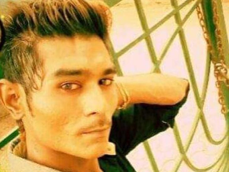 મૃતક  ફિરોઝ ખાન પઠાણની ફાઈલ તસવીર - Divya Bhaskar
