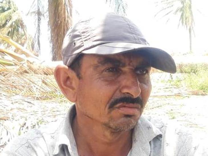 કુદરતે યુવાન દીકરો છીનવ્યો, તાઉ-તેએ ખેતી છીનવી; નીરણ-પાણી નહોતાં એટલે ગાય મફતમાં આપી દીધી ઉના,Una - Divya Bhaskar