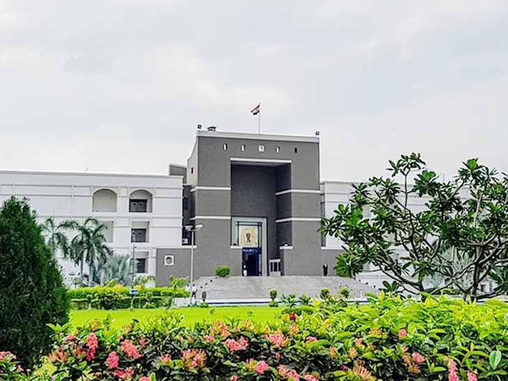 ગુજરાત યુનિવર્સિટીની ઓફલાઈન પરીક્ષા મુદ્દે લો સ્ટુડન્ટની હાઈકોર્ટમાં અરજી, યુનિવર્સિટી અને બાર કાઉન્સિલ ઓફ ઈન્ડિયાને નોટિસ|અમદાવાદ,Ahmedabad - Divya Bhaskar
