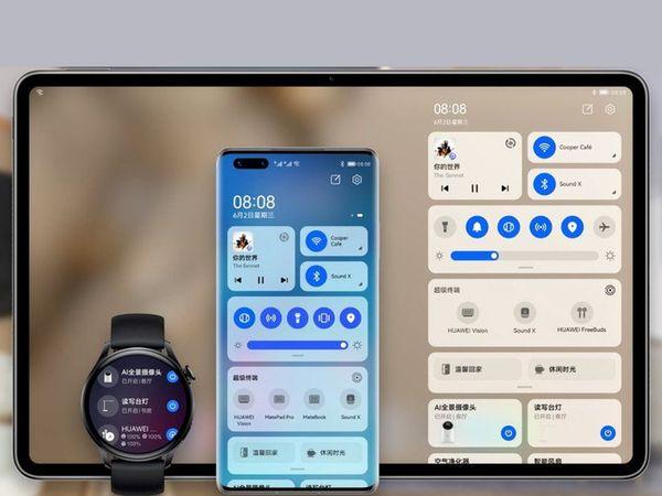 સ્માર્ટફોનમાં એન્ડ્રોઈડને રિપ્લેસ કરશે HarmonyOS, અમેરિકામાં કંપની પર બૅન લાગ્યા બાદ કંપનીએ પોતાની OS લોન્ચ કરવાની જાહેરાત કરી હતી|ગેજેટ,Gadgets - Divya Bhaskar