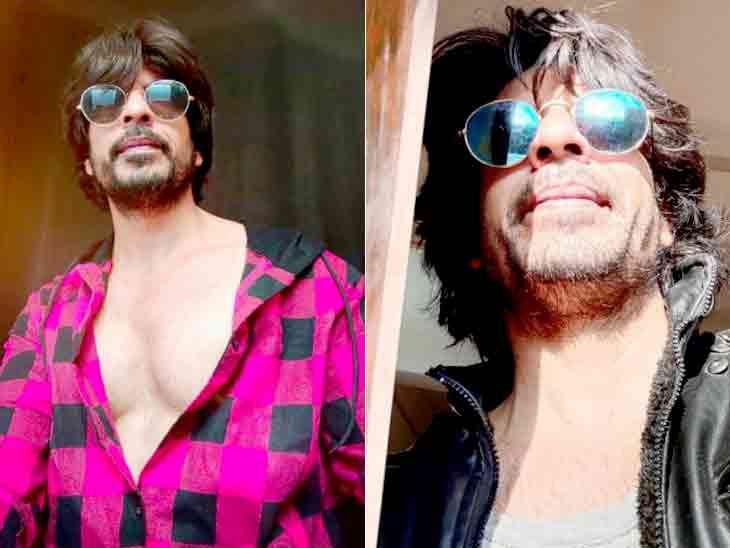 શાહરુખ ખાન જેવો જ દેખાતો ઈબ્રાહિમ કાદરીની તસવીરો વાઇરલ, ચાહકોએ કહ્યું- આંખો પર વિશ્વાસ નથી થતો|બોલિવૂડ,Bollywood - Divya Bhaskar