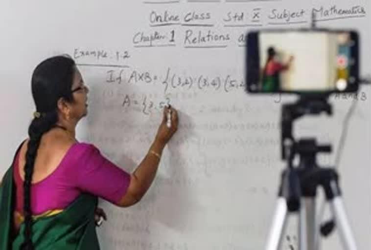 ધો.10નું પરિણામ તૈયાર કરવા માટે શાળાના શિક્ષકોને સરકાર 'શિક્ષણ' આપશે અમદાવાદ,Ahmedabad - Divya Bhaskar