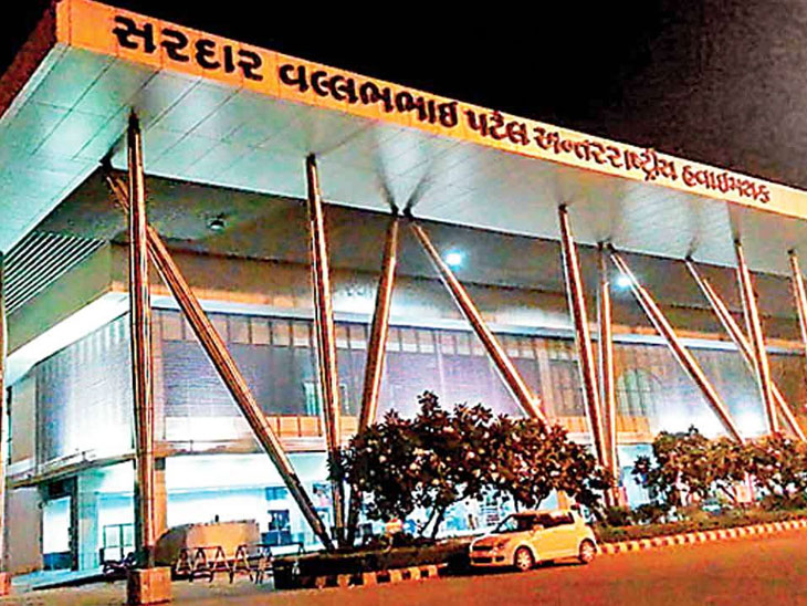અમદાવાદ એરપોર્ટ પર નવેમ્બરથી રન-વે છ માસ માટે સવારે 10થી સાંજે 5 સુધી બંધ|અમદાવાદ,Ahmedabad - Divya Bhaskar