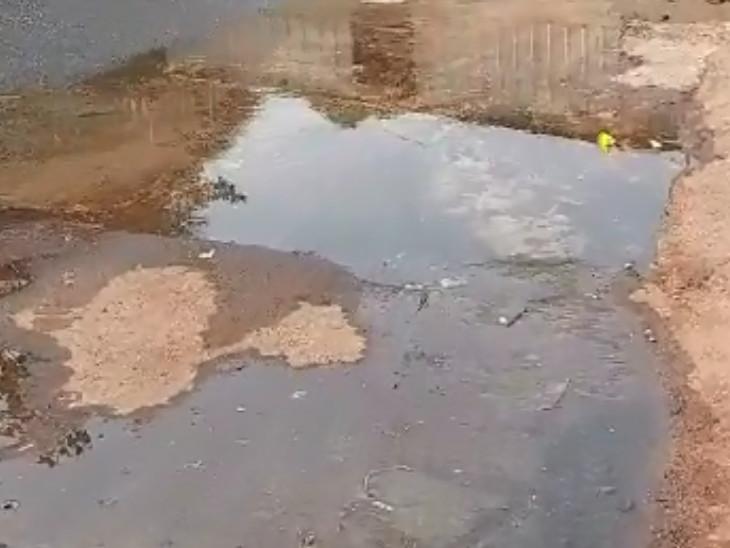 ચોમાસા દરમિયાન અહીં મચ્છરોનો ઉપદ્રવને કારણે અનેક લોકો પાણીજન્ય અને મચ્છરજન્ય રોગોના ભોગ બની શકે છે.