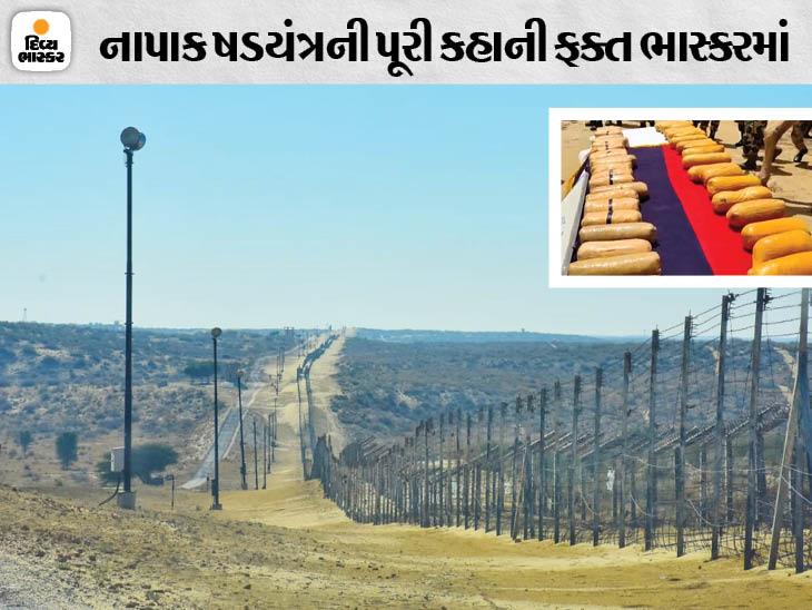 ભારતે આતંકવાદ પર અંકુશ મેળવ્યો તો હવે 'નાર્કો ટેરરિઝમ' રાજસ્થાન માર્ગે વધારી રહ્યું છે પાકિસ્તાન, બિકાનેરમાં 300 કરોડના માદક પદાર્થ જપ્ત ઈન્ડિયા,National - Divya Bhaskar