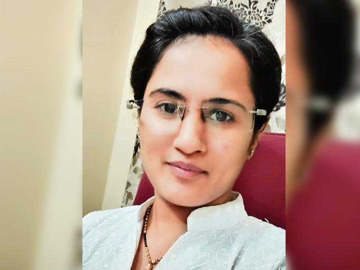 હીના પ્રજાપતિની તસવીર - Divya Bhaskar
