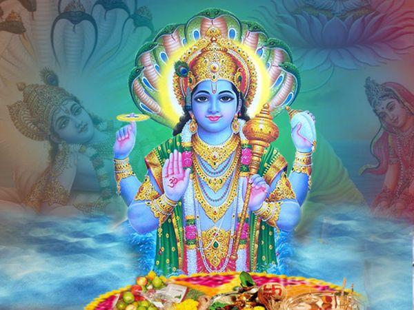 વ્રત રાખી ન શકાય તો ભગવાન વિષ્ણુ-લક્ષ્મી સાથે પીપળા અને તુલસીની પૂજા કરવાથી પણ પુણ્ય મળશે|ધર્મ,Dharm - Divya Bhaskar