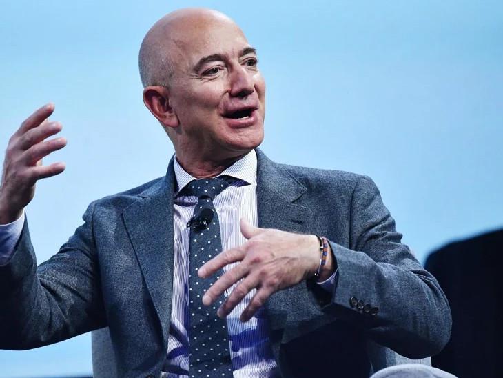 એમેઝોનના CEO જેફ બેઝોસ 20 જુલાઈના રોજ અંતરિક્ષમાં જશે,આ અનુભવ કરનારા તેઓ વિશ્વના પ્રથમ અબજપતિ વ્યક્તિ બનશે|વર્લ્ડ,International - Divya Bhaskar