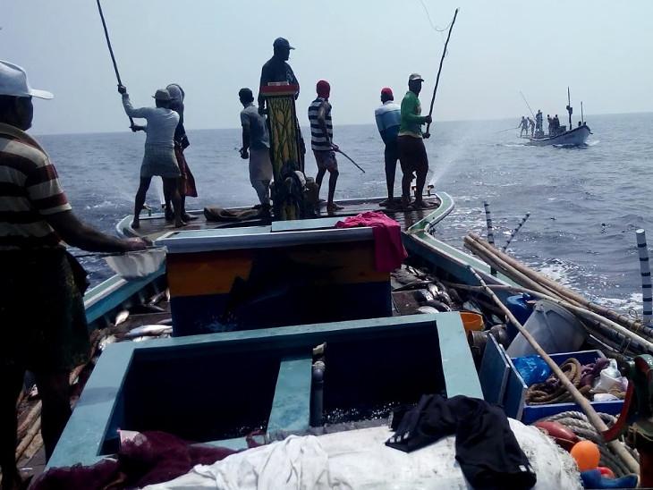 એડમિનિસ્ટ્રેટર પ્રફુલ્લ પટેલે કહ્યુ - લક્ષદ્વીપમાં માછલી પકડવા જતી નૌકા પર સરકારી અધિકારી રહેશે ઈન્ડિયા,National - Divya Bhaskar