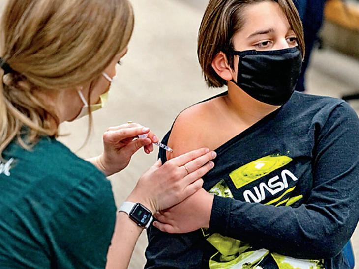 વિશેષજ્ઞોએ કહ્યું - કોરોના વાઈરસની વેક્સિન લગાવવાની જરૂર, મોટાં બાળકોના બીમાર થવાની આશંકા વધુ|વર્લ્ડ,International - Divya Bhaskar