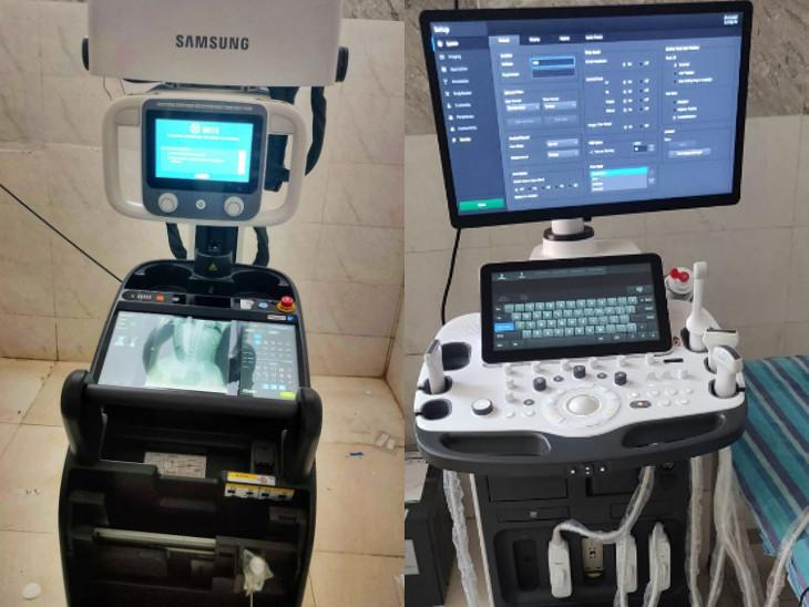 કોવિડ કટોકટીમાં 27,800થી વધુ દર્દીઓના ડિજીટલ એક્સ-રે કાઢ્યા છે
