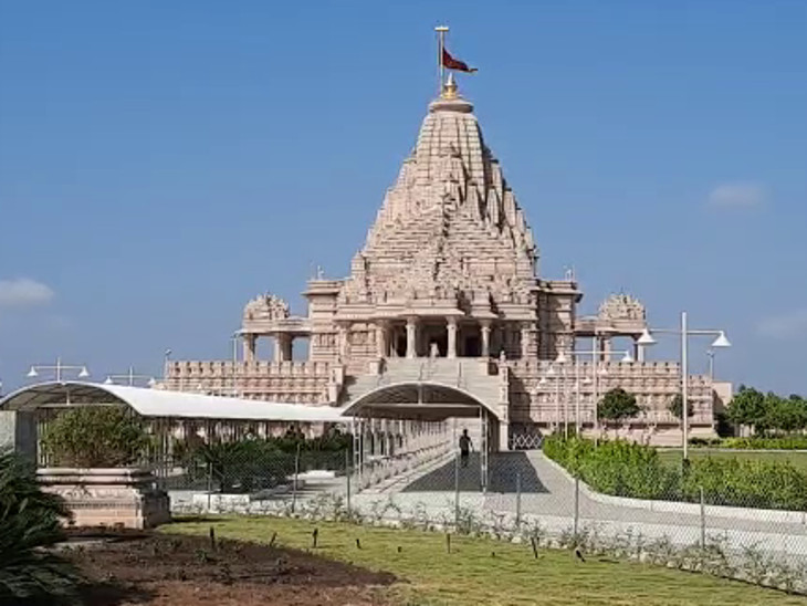 11 જૂને ખોડલધામ અને 14 જૂને વીરપુરમાં જલારામ મંદિરના દ્વાર ભાવિકો માટે ખુલશે, સવાર-સાંજ આરતીમાં પ્રવેશ પર પ્રતિબંધ રાજકોટ,Rajkot - Divya Bhaskar