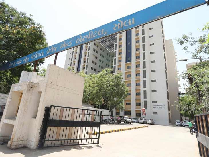 કોરોનાની ત્રીજી લહેર પહેલા અમદાવાદ કલેક્ટરે તૈયારીઓ શરૂ કરી, સોલા સિવિલમાં 100 પીડિયાટ્રિક બેડ ઊભા કરાશે|અમદાવાદ,Ahmedabad - Divya Bhaskar