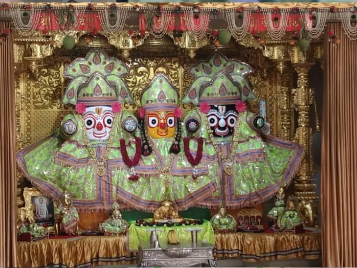 અમદાવાદમાં ભગવાન જગન્નાથની રથયાત્રા કાઢવા મંદિરની તૈયારીઓ શરૂ, સીએમ રૂપાણીએ કહ્યું, યોગ્ય સમયે નિર્ણય લઈશું|અમદાવાદ,Ahmedabad - Divya Bhaskar