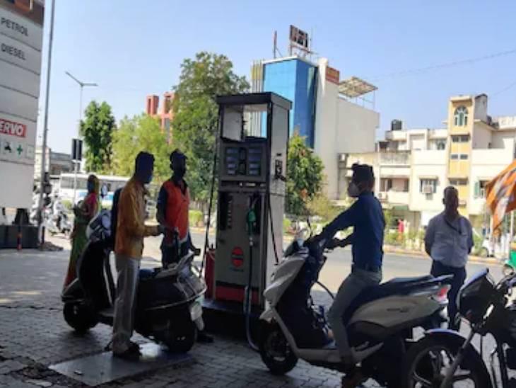 પેટ્રોલ, ડિઝલ, ગેસ અને મોંઘવારી સહિતના મુદ્દે કોંગ્રેસના 11 જૂને રાજ્ય વ્યાપી દેખાવો, 4 મેથી 10 જૂન સુધીમાં 22 વખત ભાવ વધારો થયો|અમદાવાદ,Ahmedabad - Divya Bhaskar