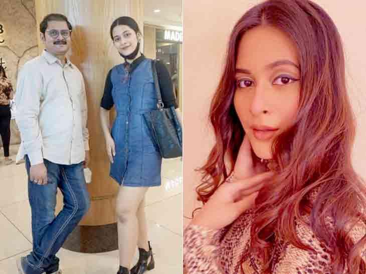 'ભાબીજી ઘર પર હૈ' ફૅમ મનમોહન તિવારીની મોટી દીકરીની ગ્લેમરસ તસવીરો સો.મીડિયામાં વાઇરલ ટીવી,TV - Divya Bhaskar