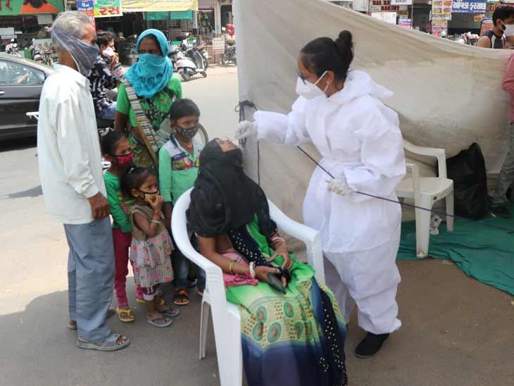 શહેર અને જિલ્લામાં સતત ચોથા દિવસે 100થી ઓછા કેસ, 64 નવા કેસ અને 203 દર્દી સાજા થયા|અમદાવાદ,Ahmedabad - Divya Bhaskar