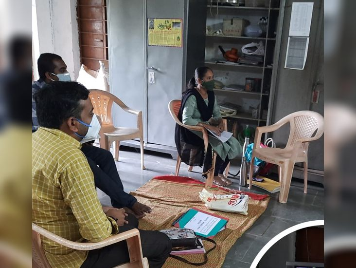 વ્યારામાં શિક્ષકો ની બ્રિજક્રોસ ટ્રેનિંગ આપવામાં આવી હતી. - Divya Bhaskar