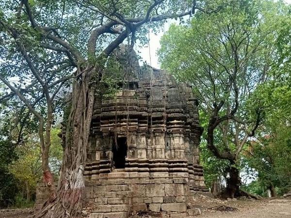 સોમનાથની આસપાસનાં જ વિસ્તારમાં આ પ્રકારનાં અનેક મંદિરો ઉભા છે. - Divya Bhaskar