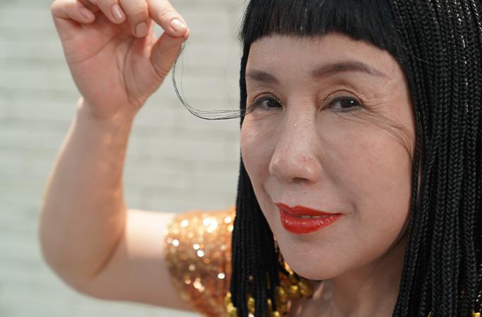 ચીનની યુ જિયાન્શિયાએ 8 ઈંચની પાંપણ સાથે વર્લ્ડ્સ 'લોન્ગેસ્ટ આઈલેશ' ટાઈટલ મેળવ્યું, તેના મત મુજબ આ ભગવાન બુદ્ધની ગિફ્ટ છે લાઇફસ્ટાઇલ,Lifestyle - Divya Bhaskar