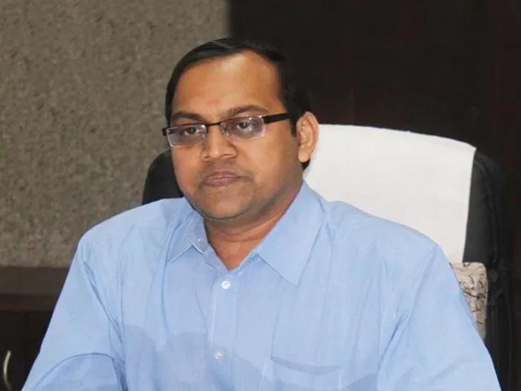 નોડલ ઓફિસર ડો.રાહુલ ગુપ્તા. - Divya Bhaskar