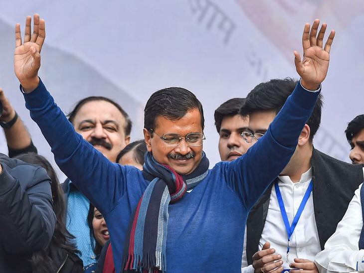 કેજરીવાલનું ગુજરાતીમાં ટ્વીટ, હવે ગુજરાત બદલાશે, કાર્યકરોમાં ભારે ઉત્સાહ, અમદાવાદમાં અનેક લોકો આપમાં જોડાઈ શકે અમદાવાદ,Ahmedabad - Divya Bhaskar