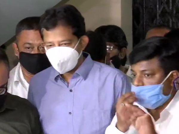 મુકુલ રોય બાદ હવે રાજીવ બેનર્જી પણ ભાજપ છોડી શકે છે; ગઇકાલે તૃણમૂલના નેતા કુણાલ ઘોષ સાથે મુલાકાત કરી હતી ઈન્ડિયા,National - Divya Bhaskar