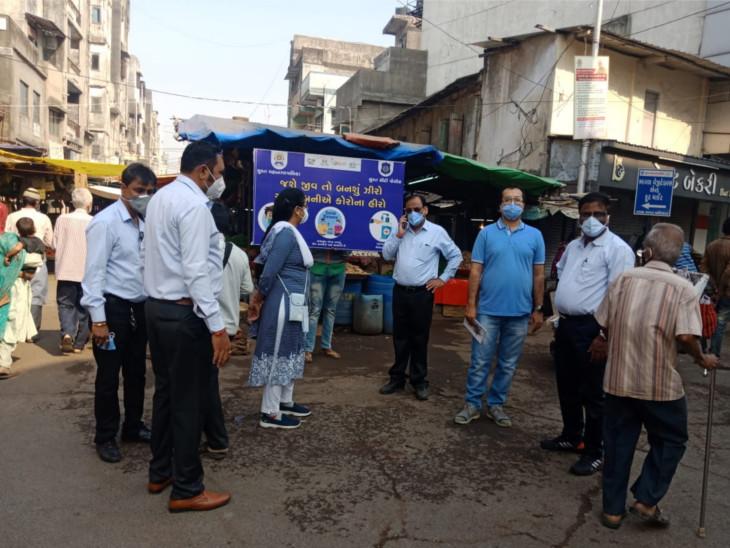 સુરત સિવિલ હોસ્પિટલના PSM વિભાગે કોરોના ક્રાઈસિસને કંટ્રોલમાં લાવવામાં ચાવીરૂપ ભૂમિકા અદા કરી|સુરત,Surat - Divya Bhaskar