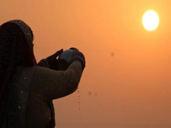 યજુર્વેદમાં ઉલ્લેખવામાં આવ્યું છે કે સૂર્યદેવ વ્યક્તિના દરેક કામના સાક્ષી છે. તેમનાથીં કોઈપણ કામ કે વ્યવહાર છુપાયેલું નથી