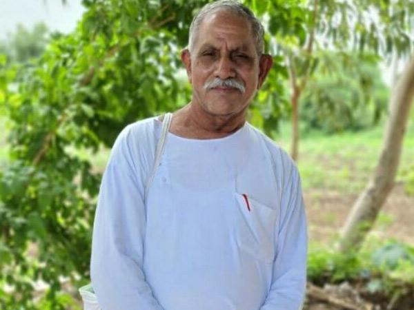 સુરેન્દ્રનગરના 73 વર્ષીય ગોવિંદભાઇ ભરવાડે 33 વર્ષમાં 63 વખત રક્તદાન કર્યું. - Divya Bhaskar
