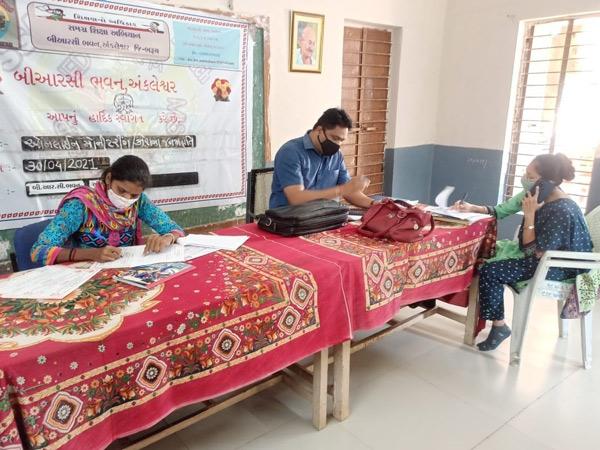 પોઝિટિવ ઊર્જાથી શિક્ષણ અને સમાજને કોરોના સામે લડવામાં મક્કમ બનવવાનો નિર્ધાર. - Divya Bhaskar